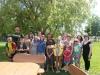 Kariai ir pareigūnai aplankė vaikų globos namus