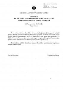 2017-03-24 tarybos sprendimas Nr. T-61 (E)