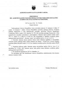 2017-03-24 tarybos sprendimas Nr. T-63 (E)