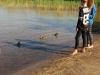 Išvyka prie Platelių ežero