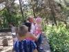 Kruopių seniūnijos vaikai ir jų tėveliai svečiavosi Palangoje