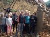 Pažintinė ekspedicija globotinių (rūpintinių) į Šaltiškių molio karjerą