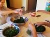 Uogų ir daržovių šaldymas