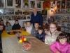 Vaikų susitikimas su Akmenės rajono garbės piliečiu – Anicetu Lupeika