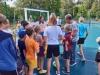 Vasarą palydėjome sportuodami